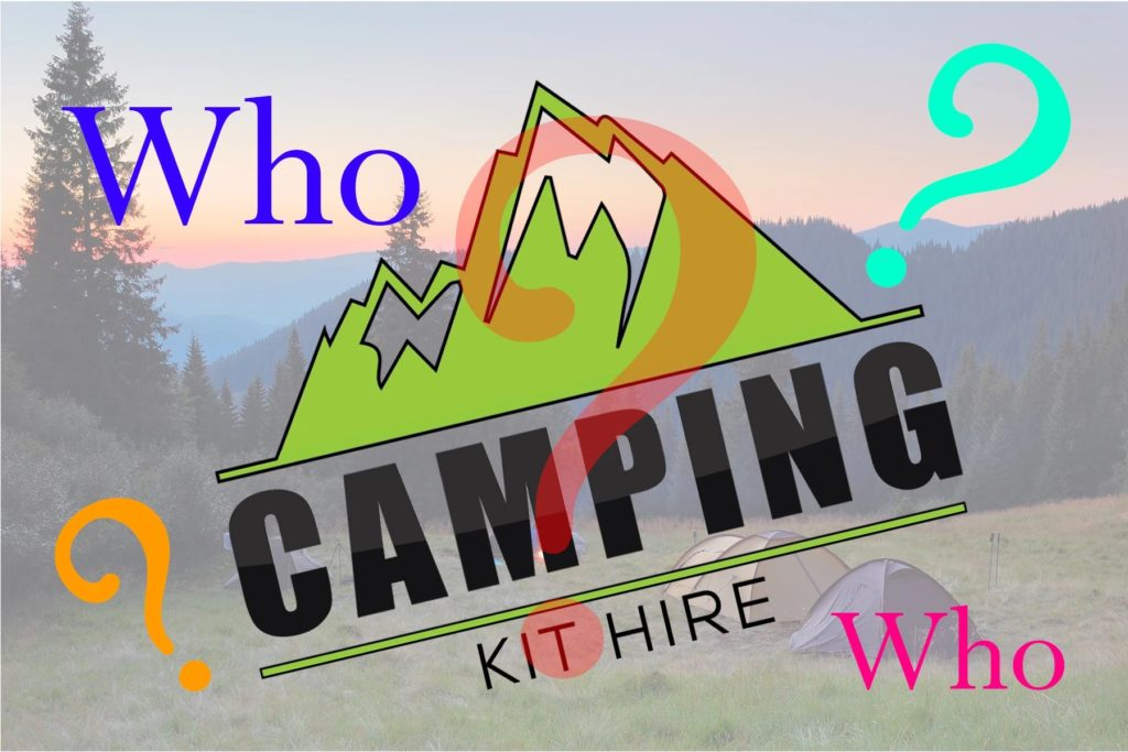 Camping Kit Hire